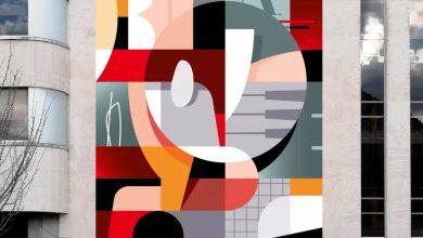 Opéra, grand gagnant de la fresque pérenne du complexe du Baron 8