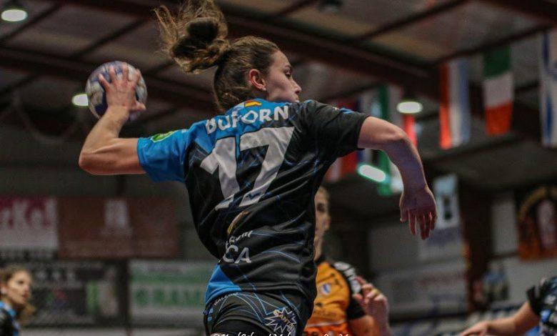 L'internationale Espagnole Paulina Pérez Buforn arrive à Fleury ! 1