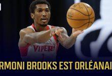 Armoni Brooks arrive à l'Orléans Loiret Basket 40