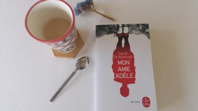 """""""Mon amie Adèle"""" de Sarah Pinborough, le livre choc 19"""