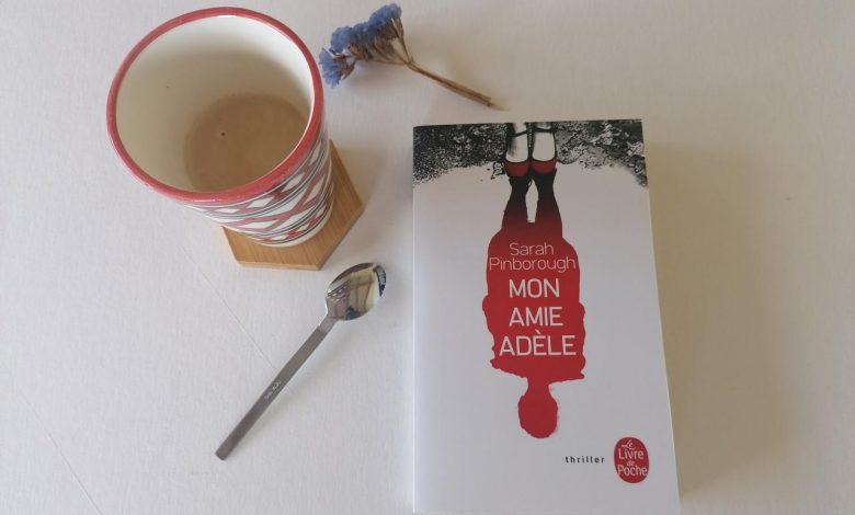 """""""Mon amie Adèle"""" de Sarah Pinborough, le livre choc 1"""