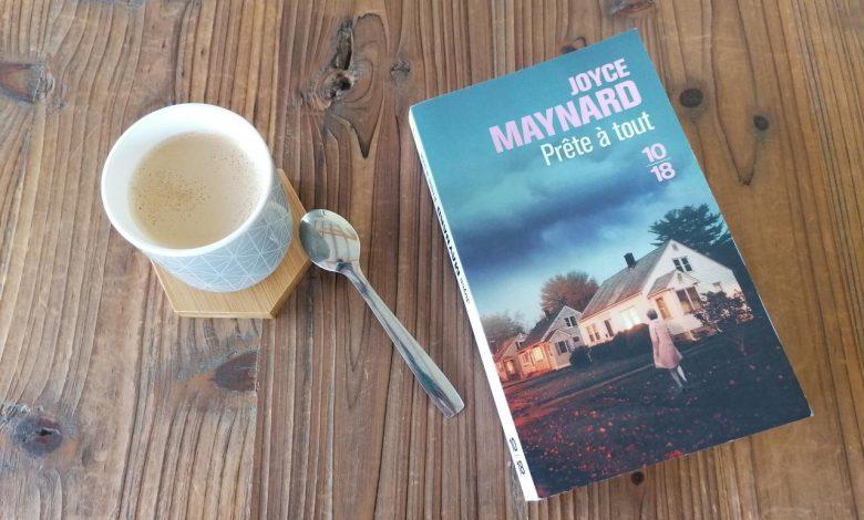 """Prête à tout"" de Joyce Maynard, un thriller captivant. 1"