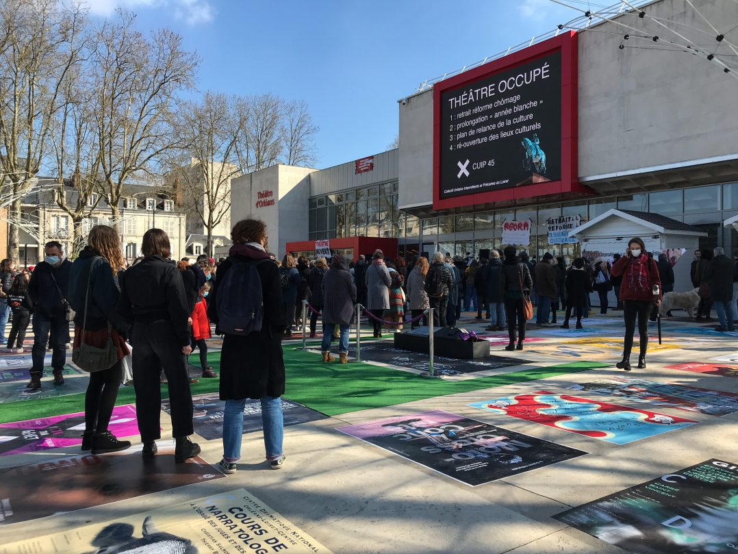 """La culture orléanaise dit """"stop"""" 3"""