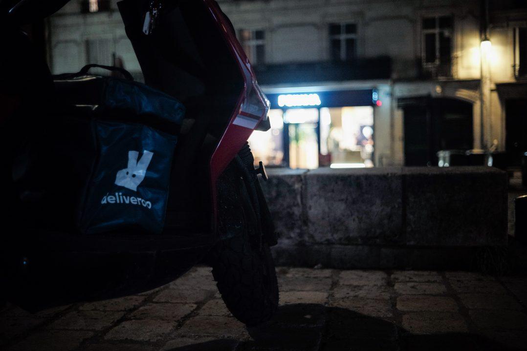 Les invisibles : rencontre avec les livreurs de repas orléanais 2