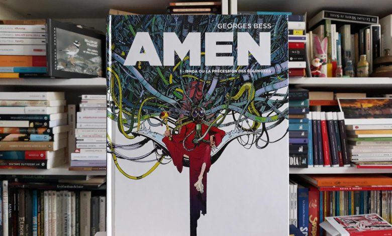 Amen (tome 1), une BD vertigineuse 1