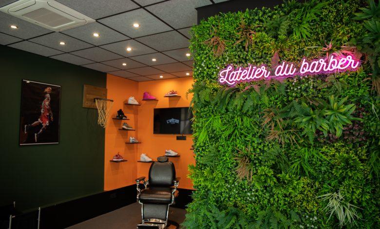 L'Atelier du Barber : un concept, une équipe passionnée 1