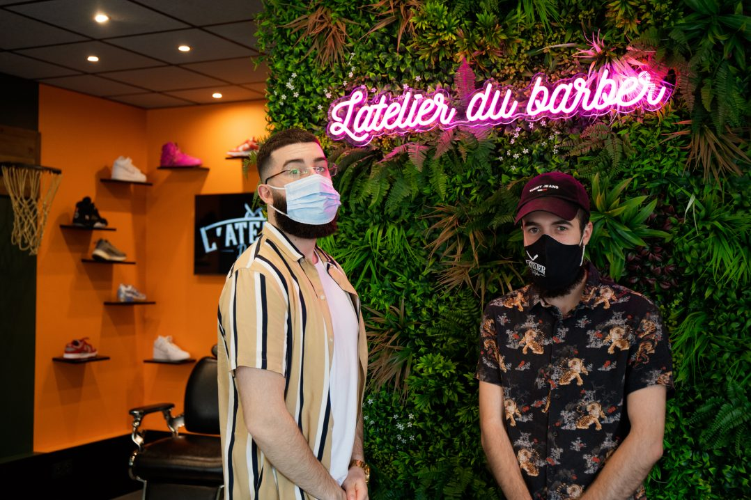 L'Atelier du Barber : un concept, une équipe passionnée 6