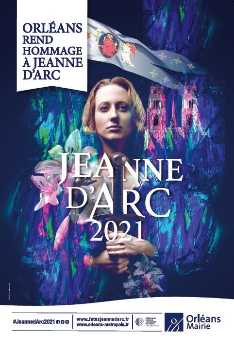 Pas de festivités mais un hommage à Jeanne d'Arc 3