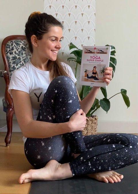"""Une yogi Orléanaise sort son livre, """"Yoga super simple"""". 4"""