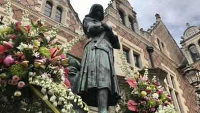 Pas de festivités mais un hommage à Jeanne d'Arc 1