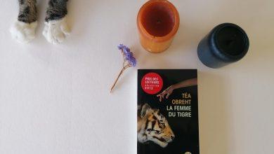 """La femme du tigre"" de Téa Obreht, un récit de contes. 15"