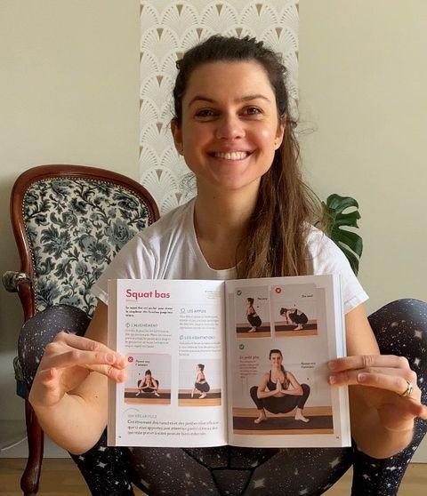 """Une yogi Orléanaise sort son livre, """"Yoga super simple"""". 5"""