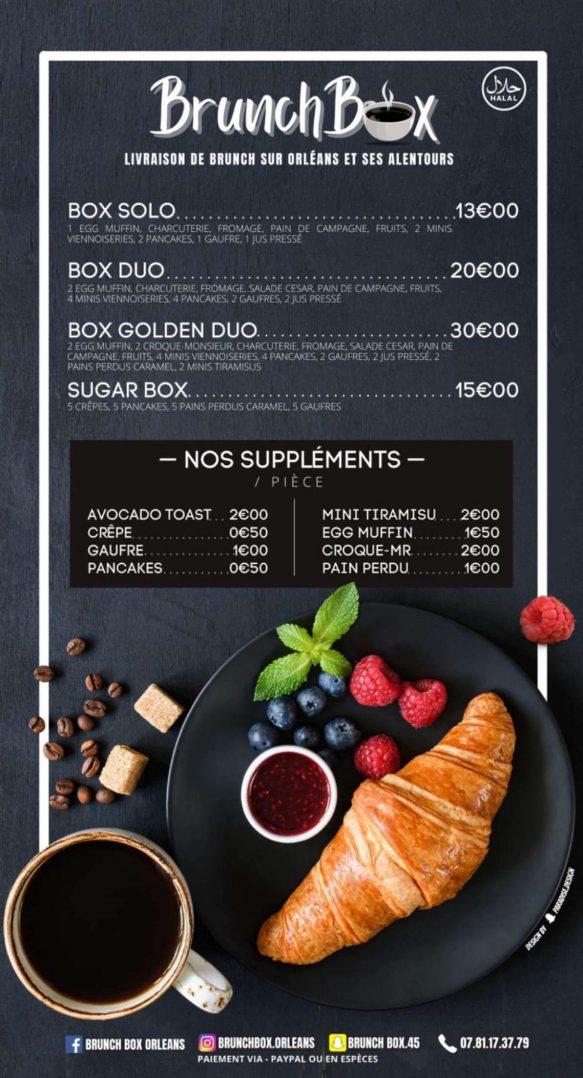 Les brunch box : la tendance culinaire à tester de toute urgence à Orléans ! 15