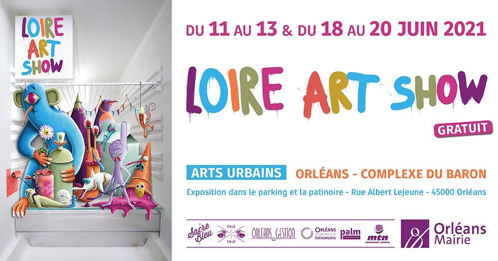 Le Loire Art Show va vous régaler en juin ! 2