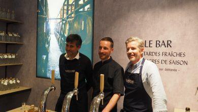Rue Jeanne d'Arc, la boutique Martin Pouret inaugure son nouveau bar à moutardes et vinaigres 5