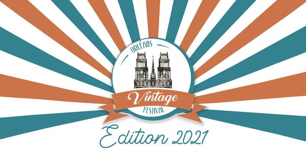 Orléans Vintage Festival revient du 12 au 15 mai ! 1