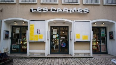 Juste avant la réouverture des salles de cinéma, les exploitants orléanais se préparent : un point sur la situation aux Carmes. 2