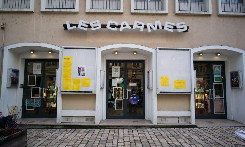 Juste avant la réouverture des salles de cinéma, les exploitants orléanais se préparent : un point sur la situation aux Carmes. 1