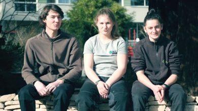 Le court métrage de trois jeunes du lycée de la Mouillère au Grand Rex à Paris 10