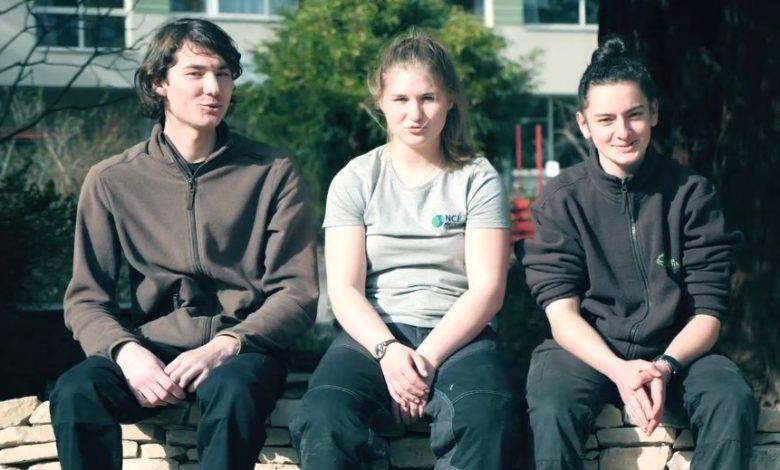 Le court métrage de trois jeunes du lycée de la Mouillère au Grand Rex à Paris 1