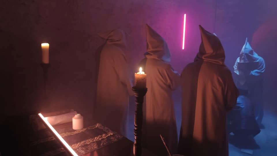 """Sur le tournage de """"la malédiction des Dunois"""" 3"""