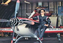 Interview de Pierre Zamora, pilote de voltige. 48