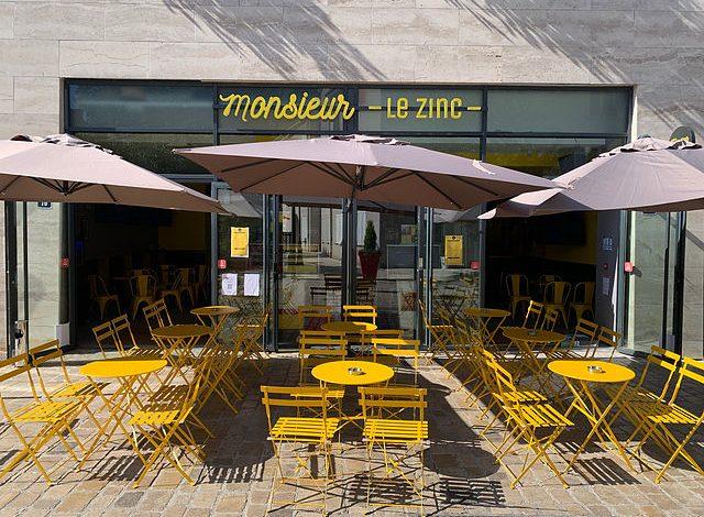 Monsieur le Zinc : le bar tendance à bières, vins et shooters en libre service à Orléans ! 1