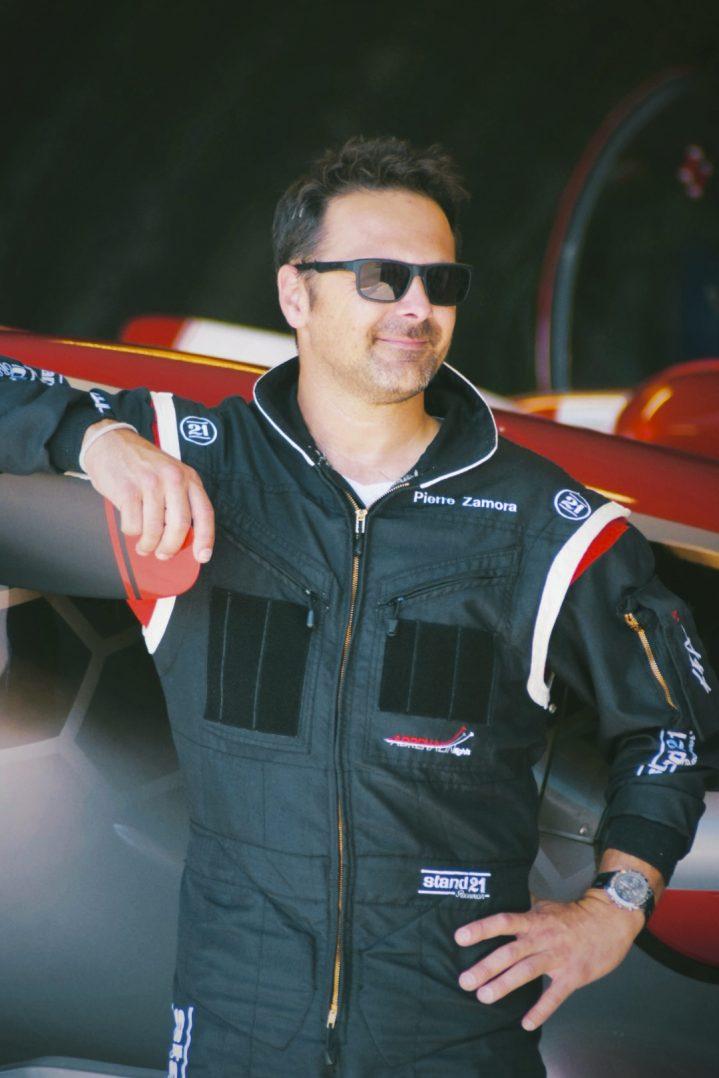 Interview de Pierre Zamora, pilote de voltige. 6