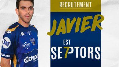 Javier Munoz portera les couleurs des Septors ! 55
