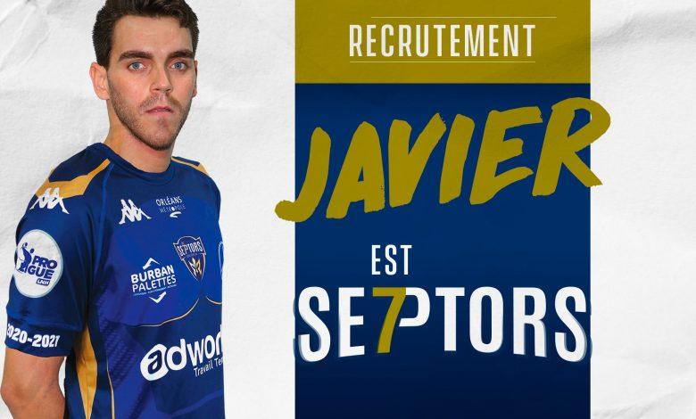 Javier Munoz portera les couleurs des Septors ! 1