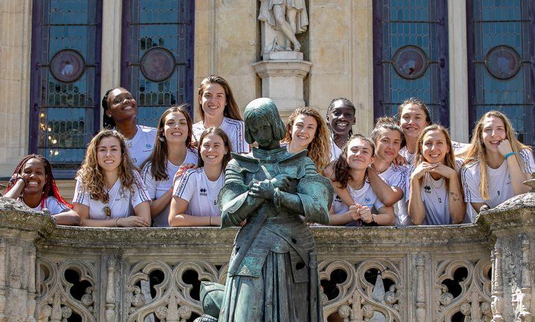 Venez encourager l'équipe de France féminine de Volley ! 54