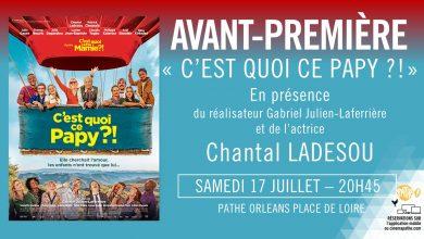 Chantal Ladesou de passage à Orléans pour présenter « C'est quoi ce Papy ?! » 6