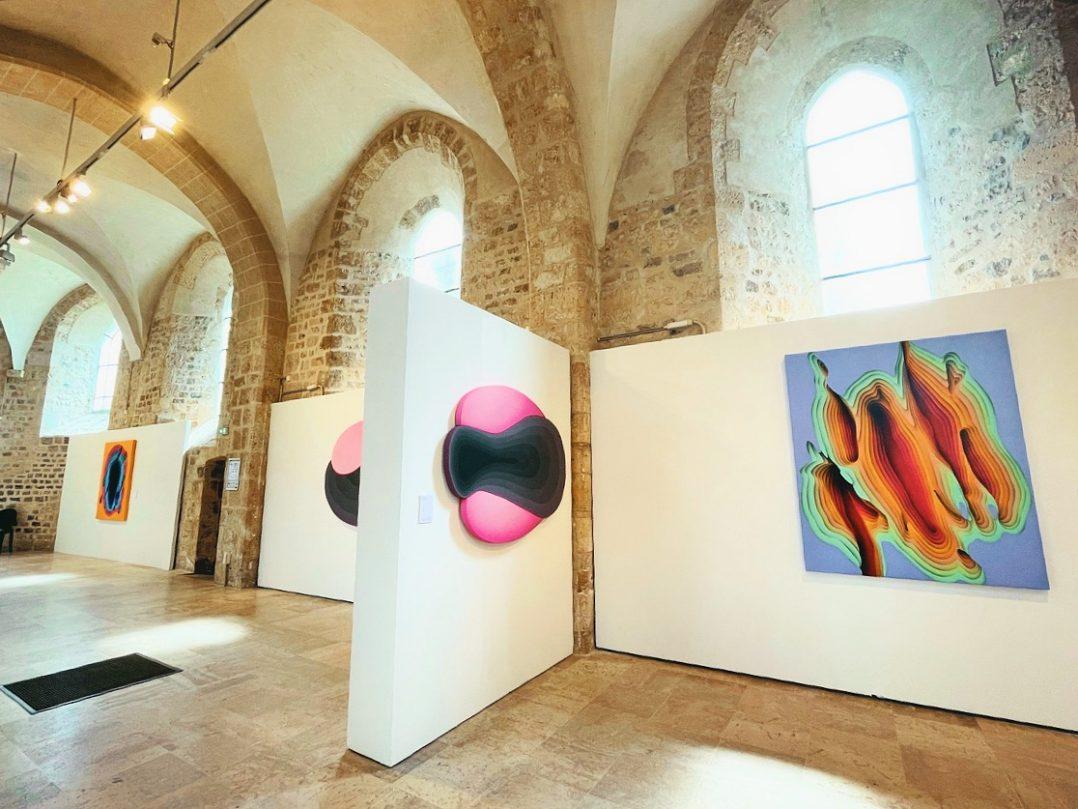 DIVERTIMENTO : l'exposition à voir absolument en la collégiale Saint-Pierre-le-Puellier 4