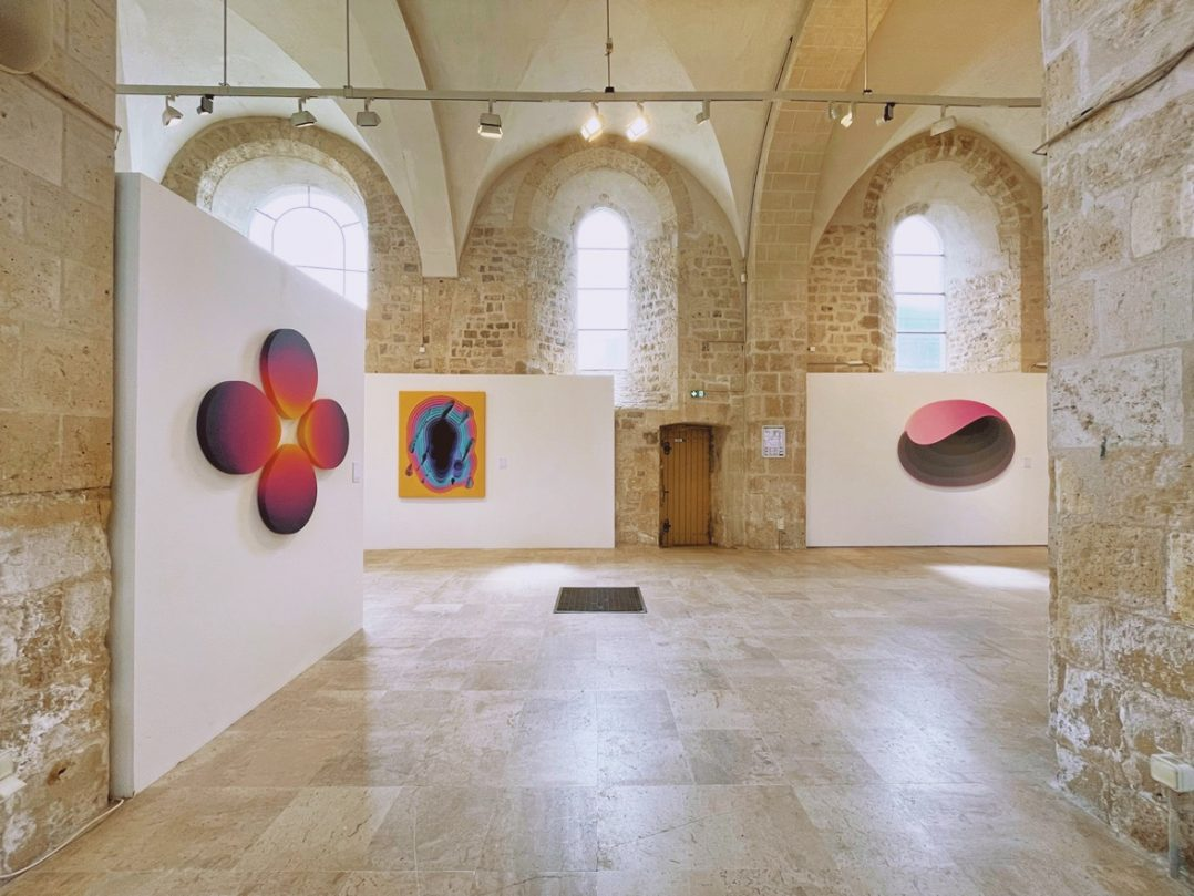 DIVERTIMENTO : l'exposition à voir absolument en la collégiale Saint-Pierre-le-Puellier 3