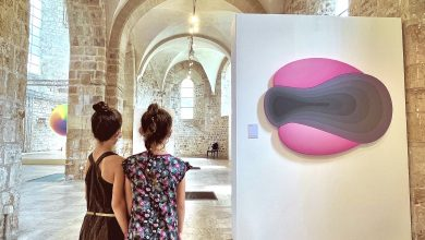 DIVERTIMENTO : l'exposition à voir absolument en la collégiale Saint-Pierre-le-Puellier 7