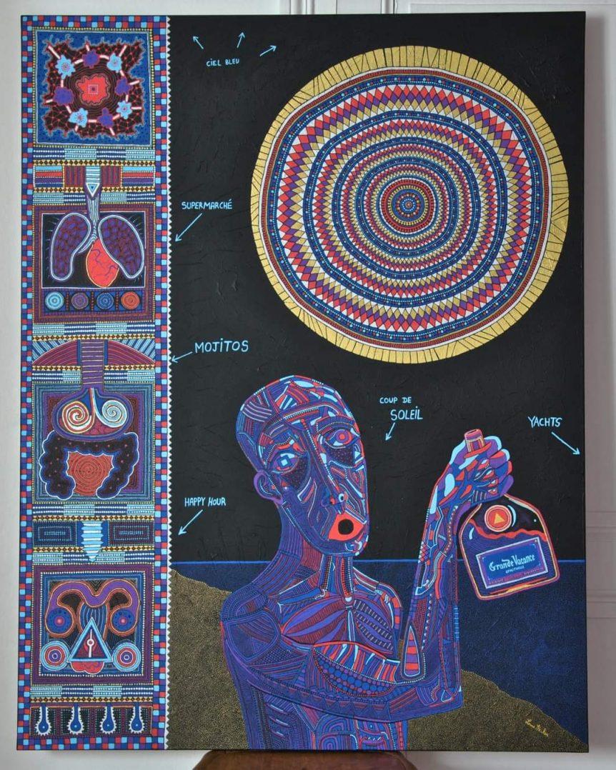"""Exposition """"360..."""" : découvrez l'univers de Louis Stecken 2"""
