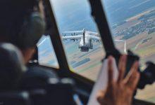 A bord du C-130J pour le défilé du 14 juillet. 12