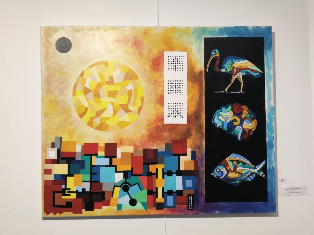 """Exposition """"360..."""" : découvrez l'univers de Louis Stecken 10"""