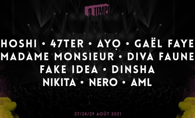 Une belle programmation pour la première édition du Festival O'Tempo 1
