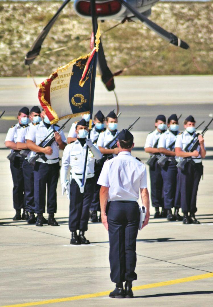 Le Colonel Guillaume Vernet est le nouveau commandant de la base aérienne 123 d'Orléans-Bricy 15