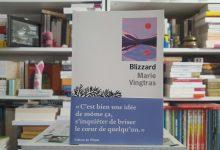Blizzard de Marie Vingtras, un premier roman au plus près des douleurs 11