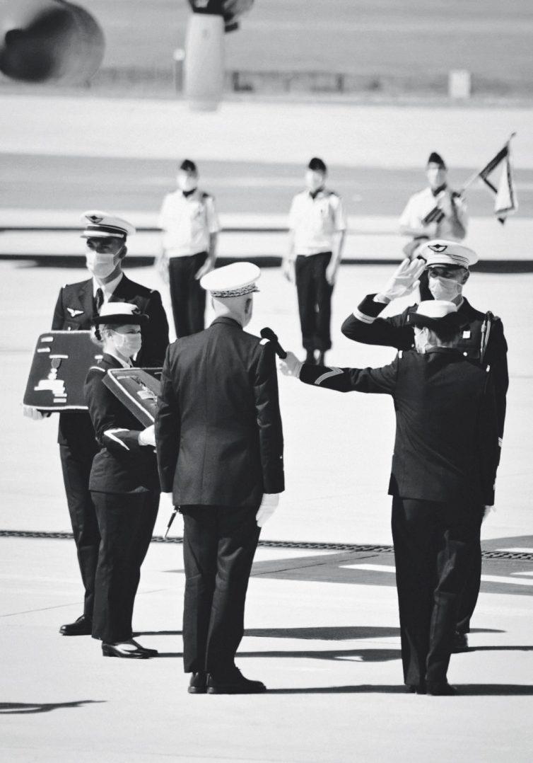 Le Colonel Guillaume Vernet est le nouveau commandant de la base aérienne 123 d'Orléans-Bricy 4