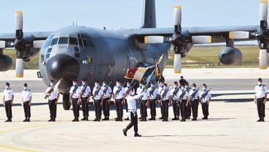 Le Colonel Guillaume Vernet est le nouveau commandant de la base aérienne 123 d'Orléans-Bricy 44