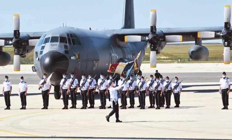 Le Colonel Guillaume Vernet est le nouveau commandant de la base aérienne 123 d'Orléans-Bricy 1