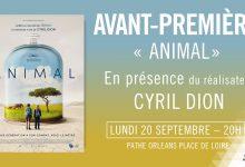 Cyril Dion vient présenter Animal 21