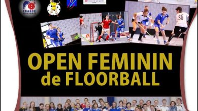 Photo de Open féminin de Floorball