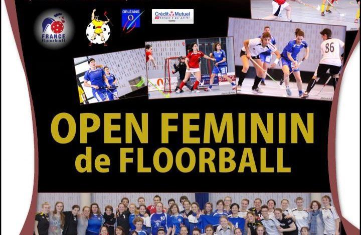 Open féminin de Floorball 1
