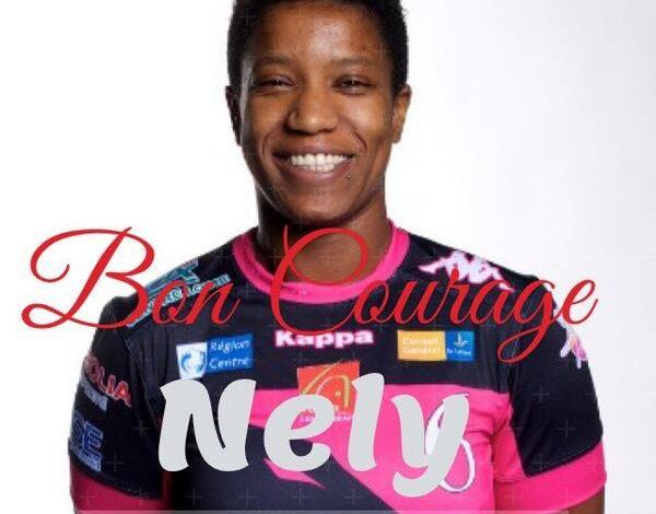 [Handball] : L'internationale Espagnole du Fleury Loiret Handball Nely Carla Alberto s'engage pour 2 ans avec l'UMBB 1