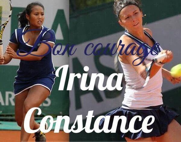 [Roland Garros] : L'aventure continue pour Irina Ramialison 1