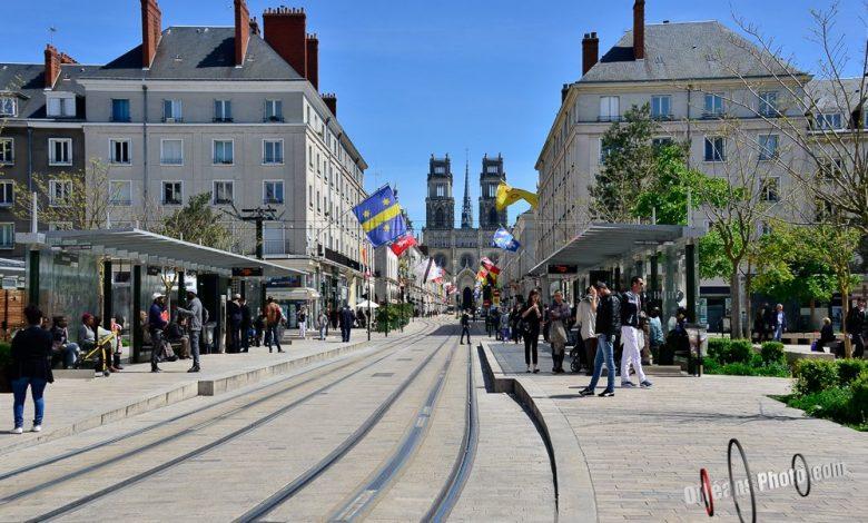 L'image du jour : Orléans prête pour les fêtes de Jeanne d'Arc 1